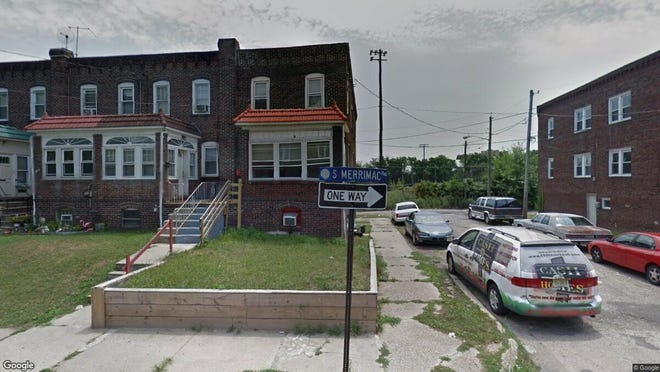 This Google Street View image shows the approximate location of 1300 So Merrimac Road in Camden. The property at this address changed hands in December 2019, when new owner bought the property for $99,000.
