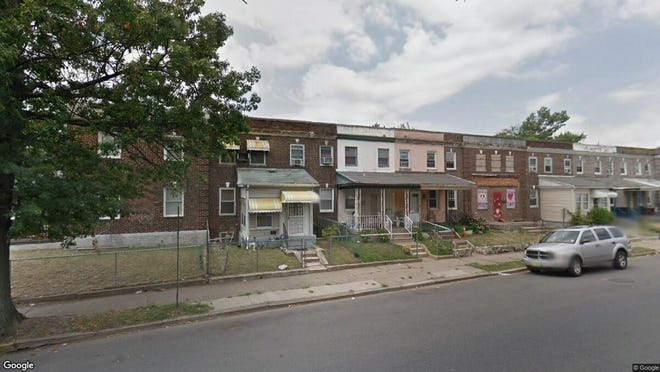 This Google Street View image shows the approximate location of 2535 Morgan Blvd. in Camden. The property at this address changed hands in December 2019, when new owners bought the property for $28,000.