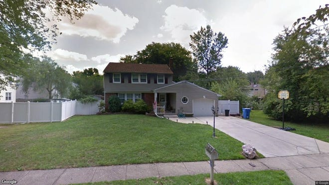 This Google Street View image shows the approximate location of 1205 Princess Road in Cherry Hill. The property at this address changed hands in December 2019, when new owner bought the property for $195,000.