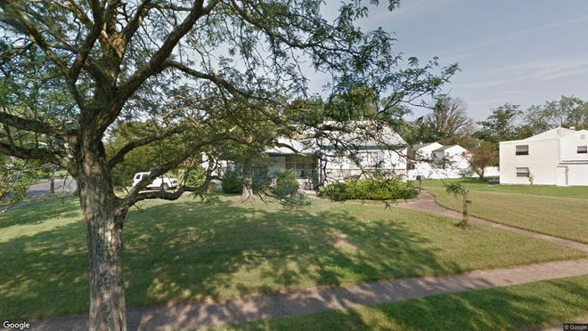 This Google Street View image shows the approximate location of 1603 Astor Drive in Cherry Hill. The property at this address changed hands in December 2019, when new owner bought the property for $201,500.