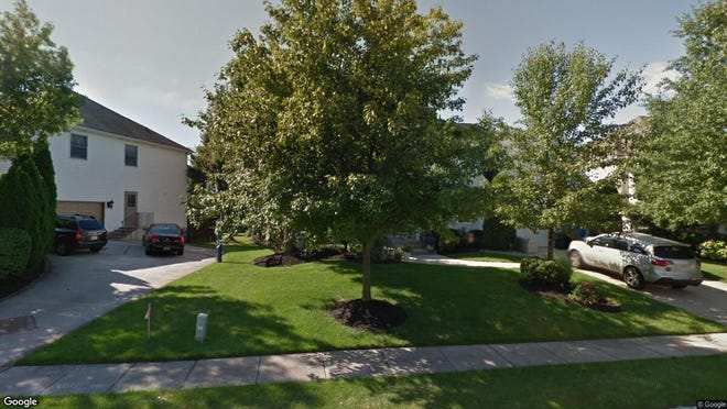 This Google Street View image shows the approximate location of 23 Cameo Drive in Cherry Hill. The property at this address changed hands in December 2019, when new owners bought the property for $589,000.