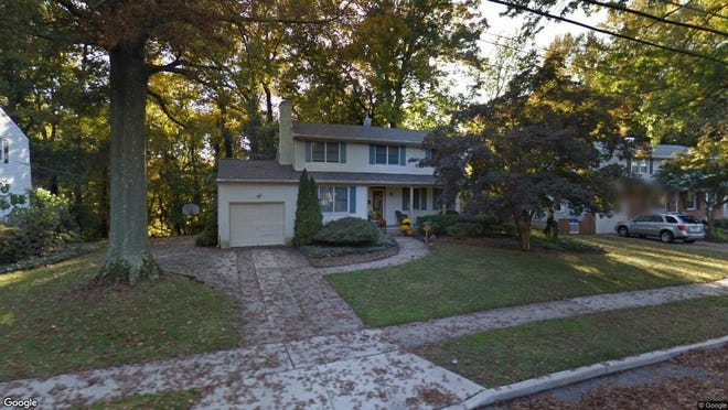 This Google Street View image shows the approximate location of 220 Walt Whitman Blvd. in Cherry Hill. The property at this address changed hands in December 2019, when new owners bought the property for $285,000.