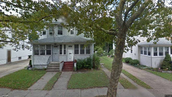 This Google Street View image shows the approximate location of 111 E. Wayne Terrace in Collingswood. The property at this address changed hands in December 2019, when new owners bought the property for $188,500.