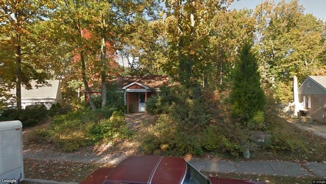 This Google Street View image shows the approximate location of 35 Windmill Drive in Gloucester Township. The property at this address changed hands in October 2019, when new owner bought the property for $148,000.