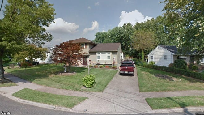 This Google Street View image shows the approximate location of 2410 Fernwood Drive in Gloucester Township. The property at this address changed hands in November 2019, when new owner bought the property for $217,000.