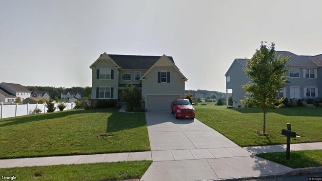 This Google Street View image shows the approximate location of 135 White Cedar Drive in Winslow. The property at this address changed hands in December 2019, when new owners bought the property for $285,000.
