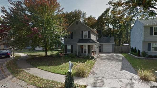 This Google Street View image shows the approximate location of 15 Woodvale Drive in Winslow. The property at this address changed hands in December 2019, when new owner bought the property for $196,500.