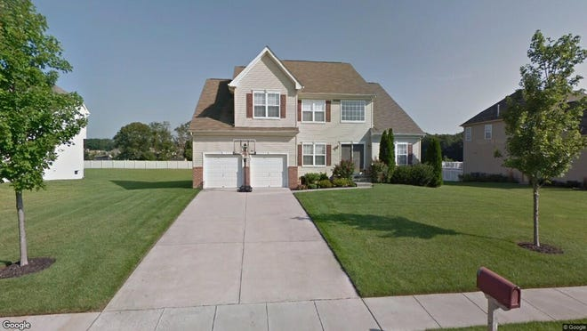 This Google Street View image shows the approximate location of 159 Desilvio Drive in Winslow. The property at this address changed hands in December 2019, when new owners bought the property for $300,000.