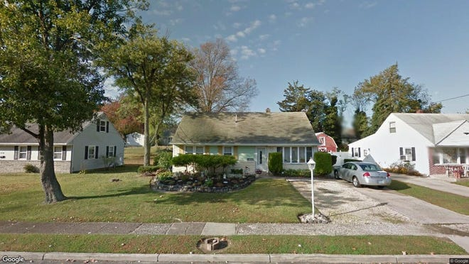 This Google Street View image shows the approximate location of 574 Muhlenberg Ave. in Deptford. The property at this address changed hands in December 2019, when new owner bought the property for $167,000.