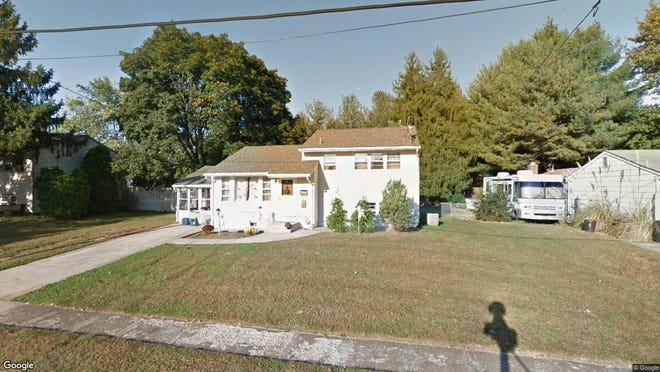 This Google Street View image shows the approximate location of 617 Vassar Road in Deptford. The property at this address changed hands in January 2020, when new owners bought the property for $164,900.
