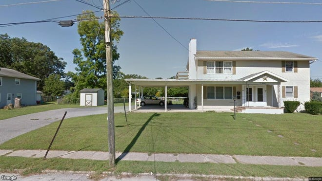 This Google Street View image shows the approximate location of 100-102 Chestnut St. in Millville. The property at this address changed hands in January 2020, when new owner bought the property for $130,000.