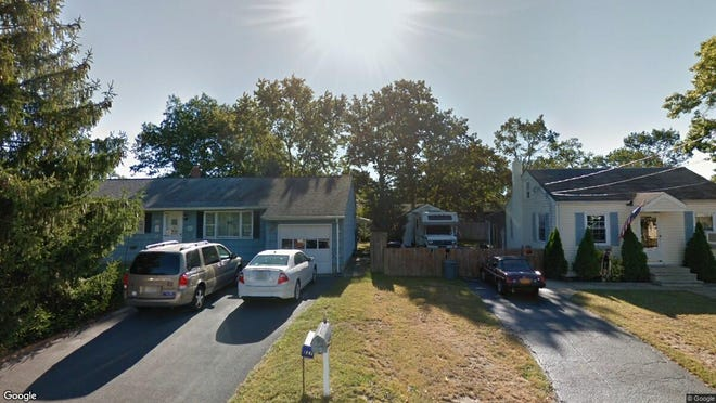 This Google Street View image shows the approximate location of 442 18th Ave. in Brick. The property at this address changed hands in January 2020, when new owner bought the property for $242,000.