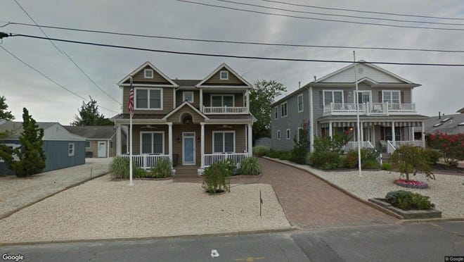 This Google Street View image shows the approximate location of 130 Jersey City Ave. in Lavallette. The property at this address changed hands in December 2019, when new owners bought the property for $850,000.