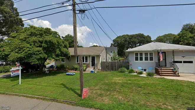 This Google Street View image shows the approximate location of 2105 Foster Road in Point Pleasant. The property at this address changed hands in January 2020, when new owners bought the property for $285,125.