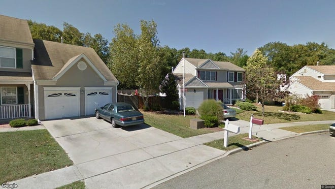 This Google Street View image shows the approximate location of 10 Crystal Court in Barnegat. The property at this address changed hands in January 2020, when new owner bought the property for $247,500.