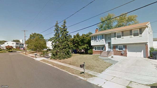 This Google Street View image shows the approximate location of 593 California Ave. in Brick. The property at this address changed hands in January 2020, when new owners bought the property for $319,000.