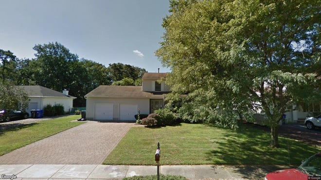 This Google Street View image shows the approximate location of 30 Shasta Lane in Toms River. The property at this address changed hands in December 2019, when new owners bought the property for $327,600.