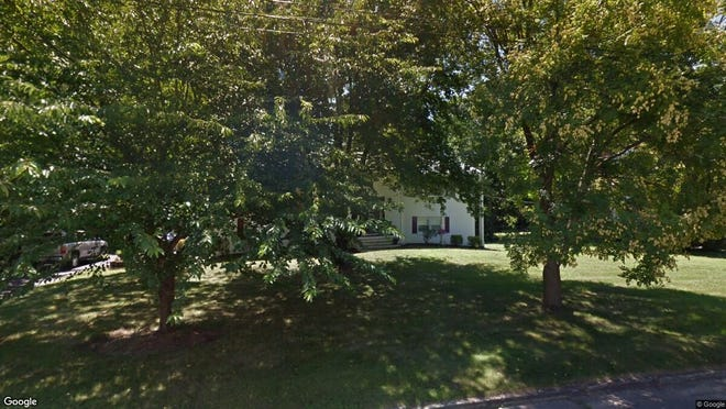 This Google Street View image shows the approximate location of 56 Heights Terrace in Middletown. The property at this address changed hands in February 2020, when new owners bought the property for $515,000.