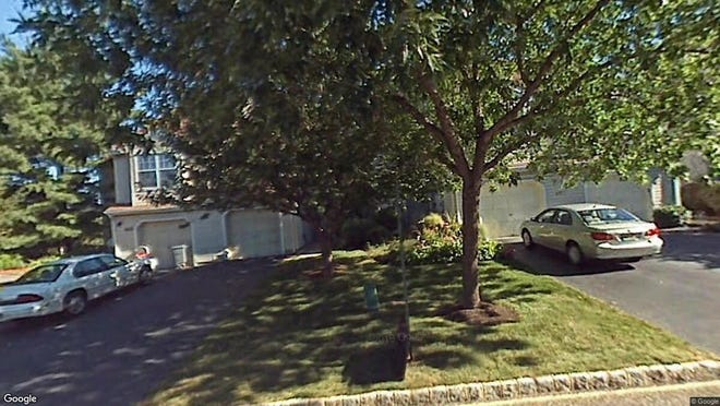 This Google Street View image shows the approximate location of 403 Dorchester Way in Manalapan. The property at this address changed hands in January 2020, when new owner bought the property for $275,000.