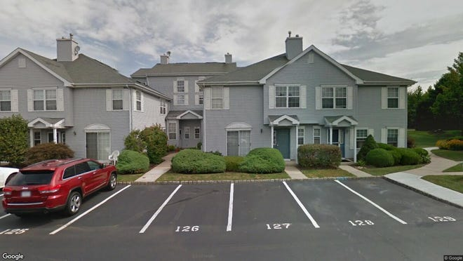 This Google Street View image shows the approximate location of 843 Mariposa Court in Marlboro. The property at this address changed hands in February 2020, when new owners bought the property for $285,000.