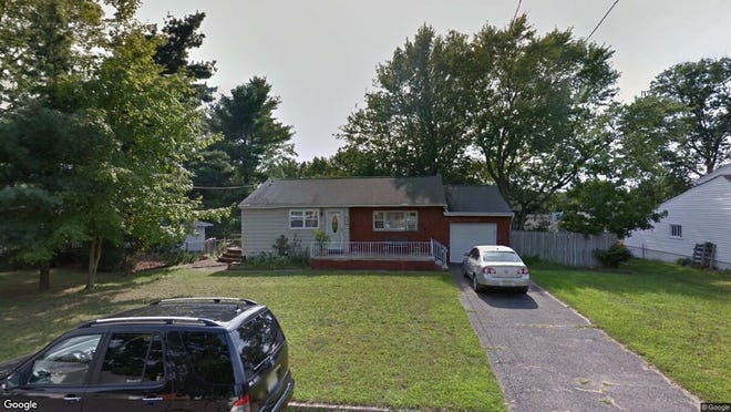 This Google Street View image shows the approximate location of 4 Sharon Drive in Hazlet. The property at this address changed hands in December 2019, when new owners bought the property for $295,000.