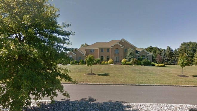 This Google Street View image shows the approximate location of 2 Young Terrace in Millstone. The property at this address changed hands in December 2019, when new owners bought the property for $995,000.