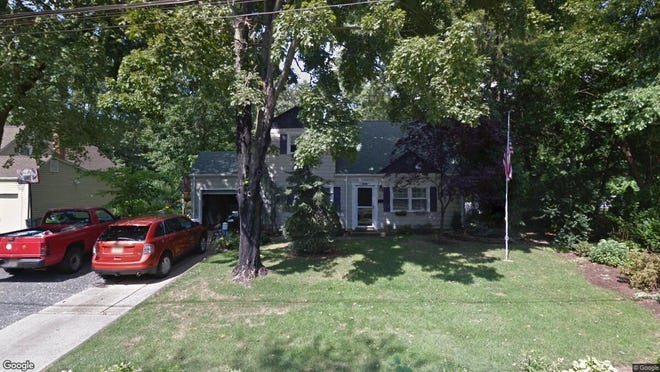 This Google Street View image shows the approximate location of 261 Beechwood Drive in Shrewsbury Borough. The property at this address changed hands in November 2019, when new owners bought the property for $449,950.