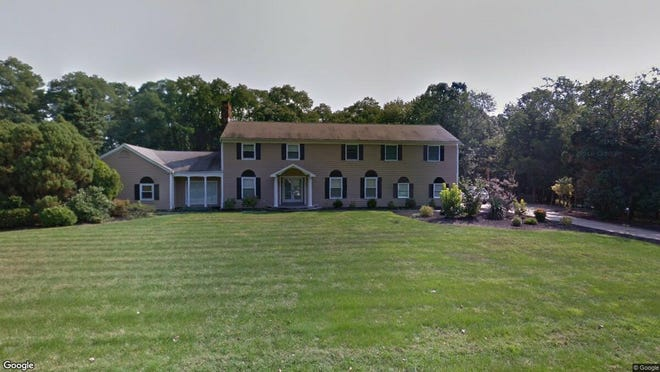 This Google Street View image shows the approximate location of 2108 Crystal Brook Drive in Wall. The property at this address changed hands in January 2020, when new owners bought the property for $618,500.