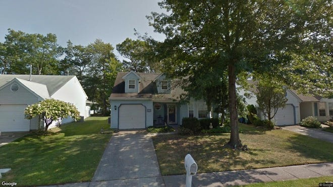 This Google Street View image shows the approximate location of 212 Danbury Drive in Little Egg Harbor. The property at this address changed hands in January 2020, when new owner bought the property for $160,000.
