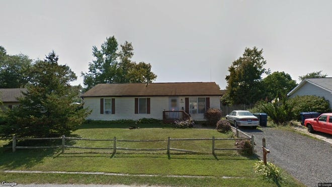 This Google Street View image shows the approximate location of 413 National Union Blvd. in Little Egg Harbor. The property at this address changed hands in February 2020, when new owner bought the property for $163,500.