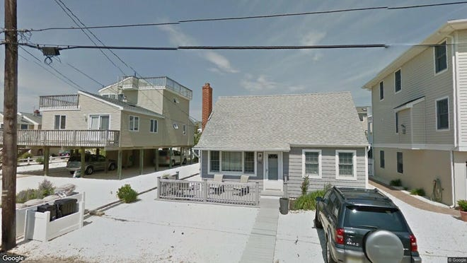 This Google Street View image shows the approximate location of 39 W. Sand Dune Lane in Long Beach Township. The property at this address changed hands in January 2020, when new owners bought the property for $720,000.