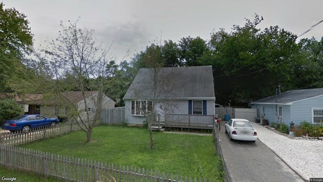 This Google Street View image shows the approximate location of 50 Central Ave. in Waretown. The property at this address changed hands in February 2020, when new owners bought the property for $229,000.