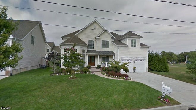 This Google Street View image shows the approximate location of 614 Radnor Ave. in Pine Beach. The property at this address changed hands in January 2020, when new owner bought the property for $725,000.