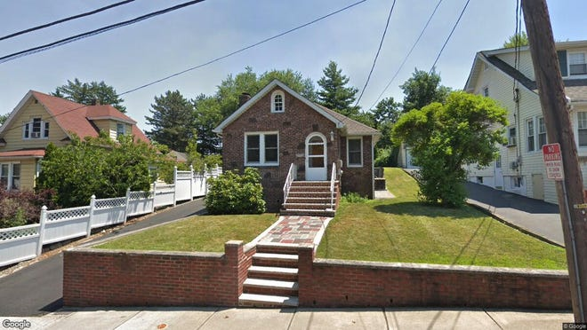 This Google Street View image shows the approximate location of 117 Irving St. in Leonia. The property at this address changed hands in October 2019, when new owners bought the property for $490,000.