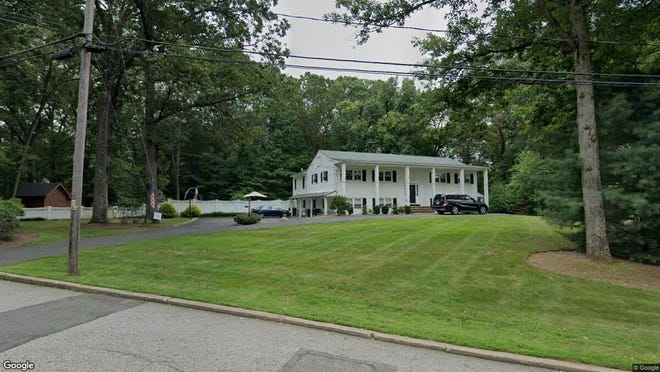 This Google Street View image shows the approximate location of 10 Glenmere Terrace in Mahwah. The property at this address changed hands in November 2019, when new owners bought the property for $849,900.