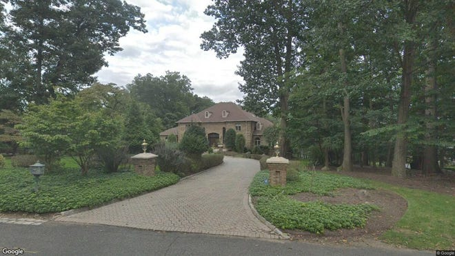 This Google Street View image shows the approximate location of 54 W. Wildwood Road in Saddle River. The property at this address changed hands in October 2019, when new owners bought the property for $2,100,000.