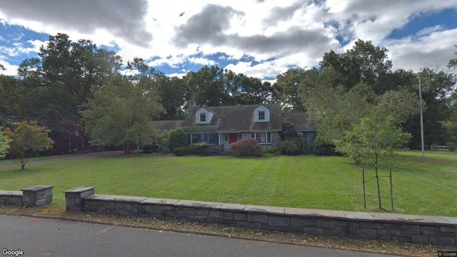 This Google Street View image shows the approximate location of 1 Powderhorn Road in Ho-Ho-Kus. The property at this address changed hands in September 2019, when new owners bought the property for $675,000.