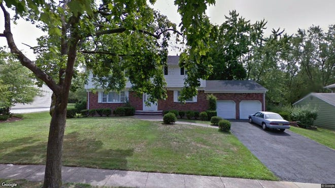 This Google Street View image shows the approximate location of 61 Beechwood Road in Oradell. The property at this address changed hands in October 2019, when new owners bought the property for $595,000.