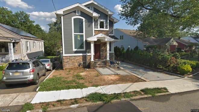 This Google Street View image shows the approximate location of 194 Oldfield Ave. in Hasbrouck Hghts. The property at this address changed hands in October 2019, when new owners bought the property for $625,000.