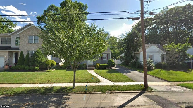 This Google Street View image shows the approximate location of 35 Madison Av in Rochelle Park. The property at this address changed hands in November 2019, when new owners bought the property for $424,900.
