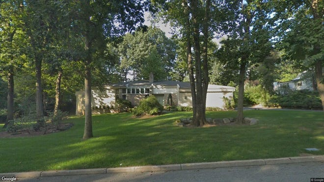 This Google Street View image shows the approximate location of 6 Knollwood Road in Woodcliff Lake. The property at this address changed hands in December 2019, when new owners bought the property for $822,000.