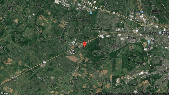 This aerial photo shows the approximate location of 31 Kenbury Road in Branchburg. The property at this address changed hands in December 2019, when new owner bought the property for $575,000.