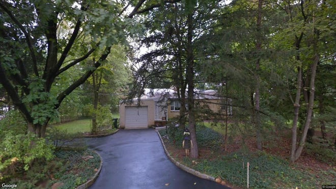 This Google Street View image shows the approximate location of 16 Den Herder Drive in Franklin. The property at this address changed hands in December 2019, when new owners bought the property for $320,000.