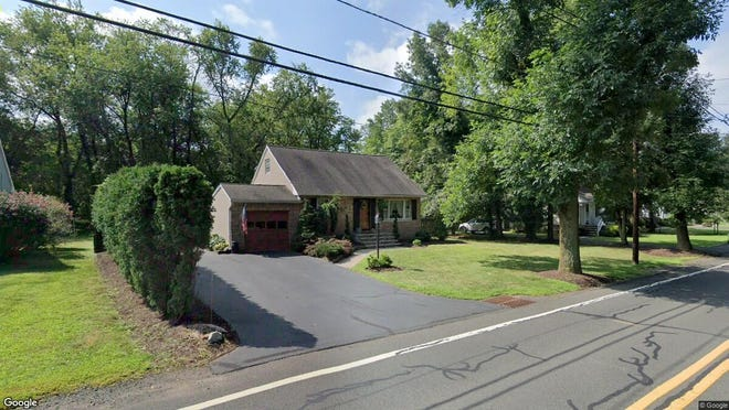 This Google Street View image shows the approximate location of 223 Greenbrook Road in Green Brook. The property at this address changed hands in December 2019, when new owners bought the property for $360,000.