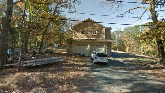 This Google Street View image shows the approximate location of 41 Wichser Lane in Green Brook. The property at this address changed hands in October 2019, when new owners bought the property for $515,000.