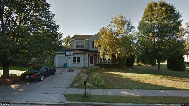 This Google Street View image shows the approximate location of 49 Stratford Lane in Mount Laurel. The property at this address changed hands in January 2020, when new owner bought the property for $299,000.