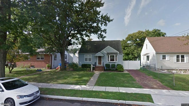 This Google Street View image shows the approximate location of 615 Park Ave. in Palmyra. The property at this address changed hands in December 2019, when new owners bought the property for $146,000.