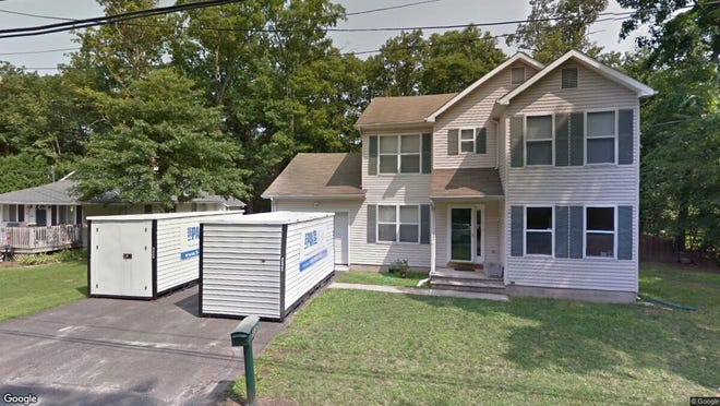 This Google Street View image shows the approximate location of 502 Pemberton Blvd. in Pemberton Township. The property at this address changed hands in December 2019, when new owner bought the property for $225,900.