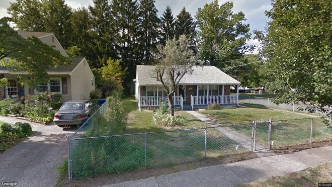 This Google Street View image shows the approximate location of 39 Orchard Ave. in Maple Shade. The property at this address changed hands in November 2019, when new owners bought the property for $216,000.