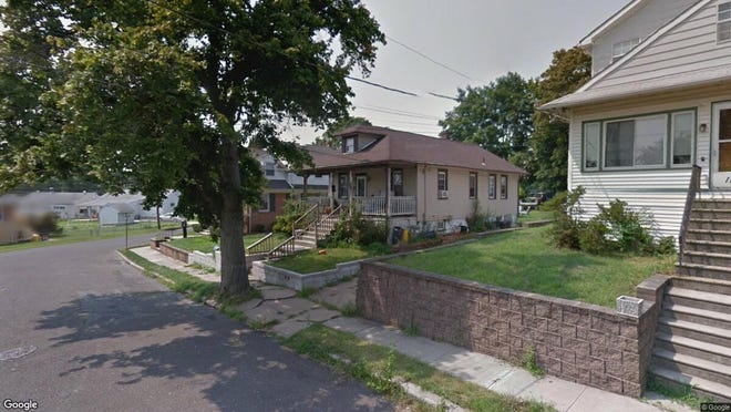 This Google Street View image shows the approximate location of 122 S. Cedar Ave. in Maple Shade. The property at this address changed hands in February 2020, when new owner bought the property for $142,000.